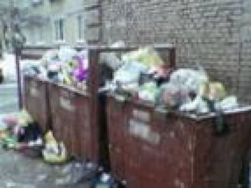В Саранске идут последние приготовления к эксперименту по раздельному сбору мусора