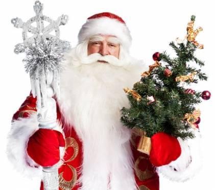 Сегодня Дед Мороз принимает поздравления