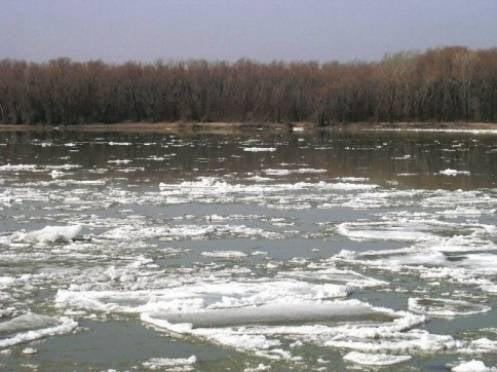 Снежный циклон может осложнить паводковую обстановку в Мордовии