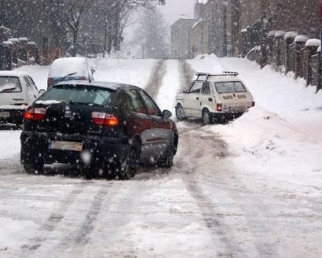 На дорогах Мордовии водителей ждут опасности
