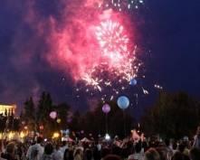 День России и День города в Саранске прошел без происшествий
