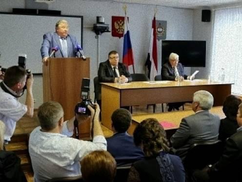 В Атяшевском районе — новый глава