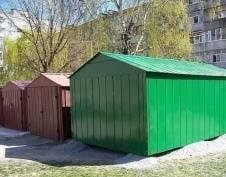 Стадион «Юбилейный» «потеснит» гаражи на Ремзаводе