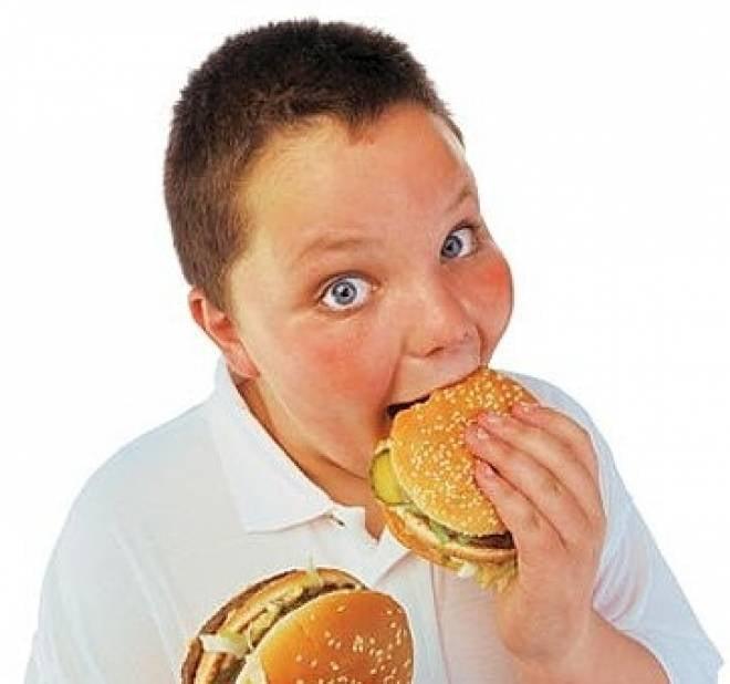 Детство пройдет, а жир может остаться!