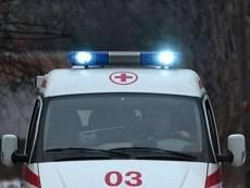 В Мордовии микроавтобус с детьми попал в ДТП