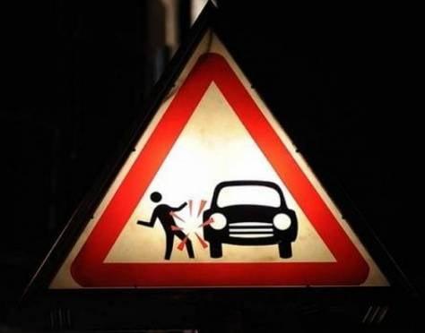 В Мордовии за сутки два пешехода сломали рёбра