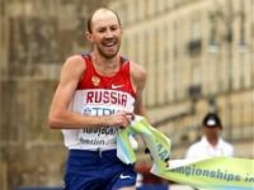 Ходоки из Мордовии взяли почти все медали чемпионата России по спортивной ходьбе