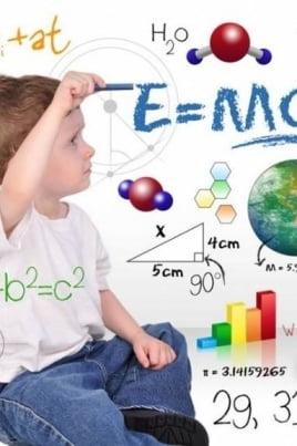 Парад школьных наук постер