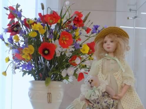 Жителей Саранска приглашают посмотреть на «Мир кукол»