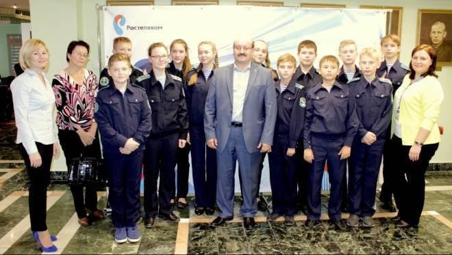 «Ростелеком» провел уроки информационной безопасности для учащихся Республики Мордовия