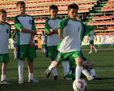 Юные футболисты из Мордовии будут бороться за Кубок «МегаФона» в Сочи