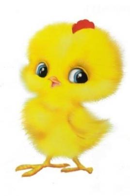 Я-цыплёнок, ты-цыплёнок постер