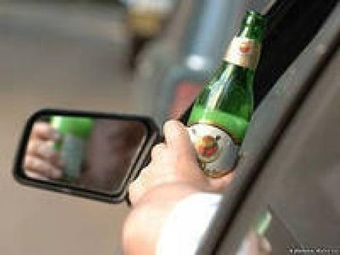 В Мордовии продолжают пить за рулем