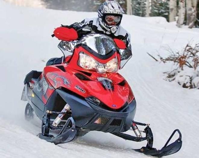 В Мордовии проходит операция «Снегоход-2012»