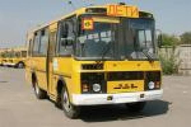В Мордовию к новому учебному году поступит 31 школьный автобус ПАЗ 32053-70