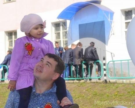 Завтра в Саранске начнут раздавать георгиевские ленточки