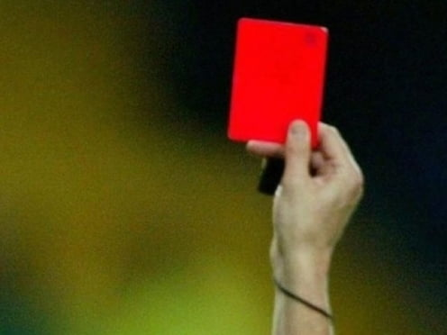 КДК РФС даст оценку удалению Юрия Сёмина в матче с «Кубанью»