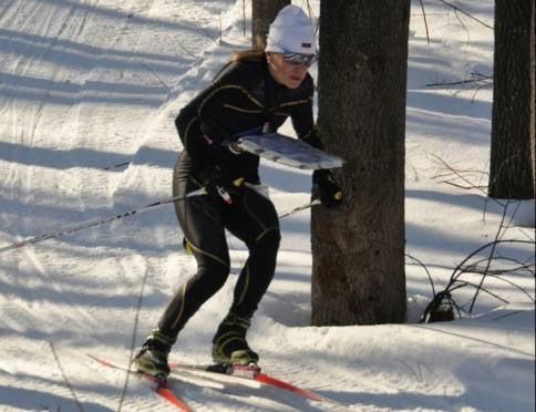 Мордовская лыжница взяла «серебро» чемпионата России по спортивному ориентированию