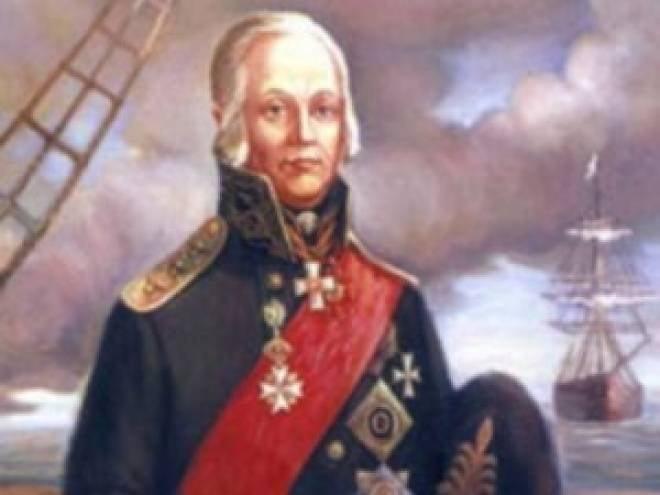 Федор Ушаков вошел в десятку лучших полководцев