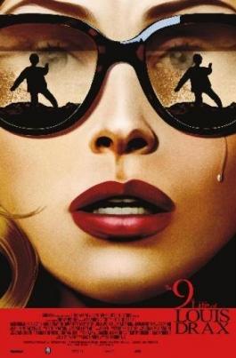 Девятая жизнь Луи ДраксаThe 9th Life of Louis Drax постер