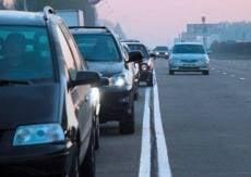 В Саранске водитель совершил ДТП на встречке и скрылся