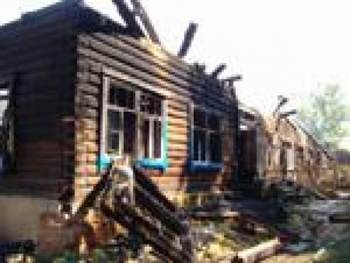 В Мордовии в пожаре погибло два человека