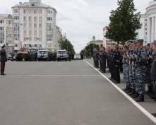 МВД Мордовии продемонстрирует готовность обеспечивать порядок и законность
