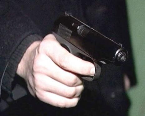 В Cаранске мужчина расстрелял соперника из «травматики» возле здания суда