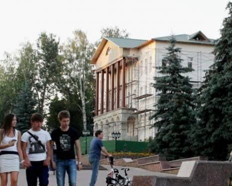 Строительство новой митрополии в Саранске подходит к завершению