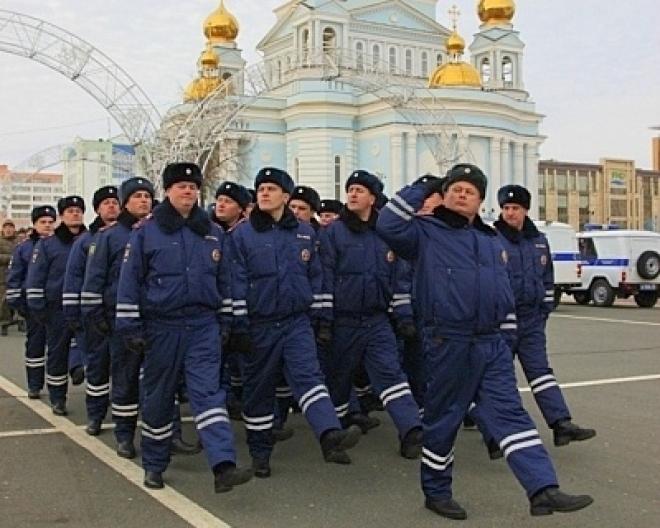Полиция Саранска покажет горожанам свой потенциал