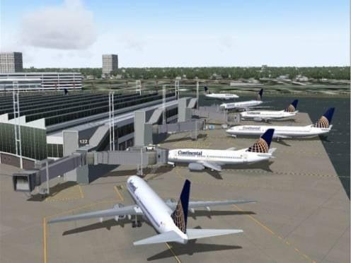 В аэропорте Саранска появится временный пассажирский терминал