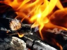 В Мордовии студент обгорел, разводя костёр