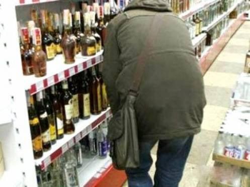 Житель Мордовии украл продукты для новогоднего застолья