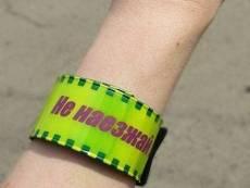 """Гаишники Мордовии рекомендуют пешеходам начать """"светиться"""""""