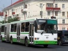 В воскресенье в Саранске общественный транспорт изменит маршруты