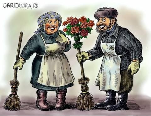 Мэр хочет видеть дворниками и уборщиками в Саранске местных жителей