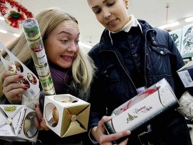 Жители Мордовии жалеют деньги на новогодние подарки