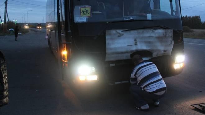 Остановленным в Мордовии автобусом с детьми заинтересовались в пензенском СКР