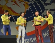 «Десятый маршрут» — чемпион региональной лиги КВН «Среднее Поволжье»