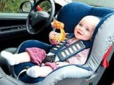 Перевозить ребенка без детского кресла станет дороже