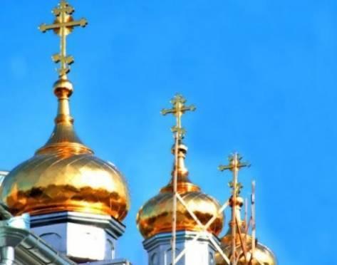 Купола на храм Мефодия и Кирилла установят до начала августа