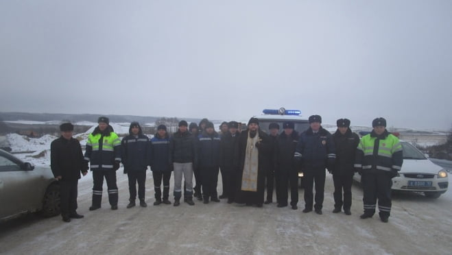 На борьбу с аварийностью на дороге «Саранск-Сурское-Ульяновск» призвали высшие силы