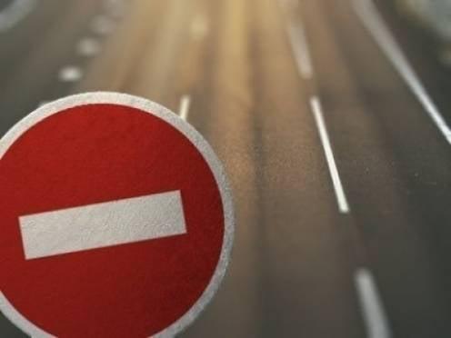 Движение транспорта на Александровском шоссе ограничат