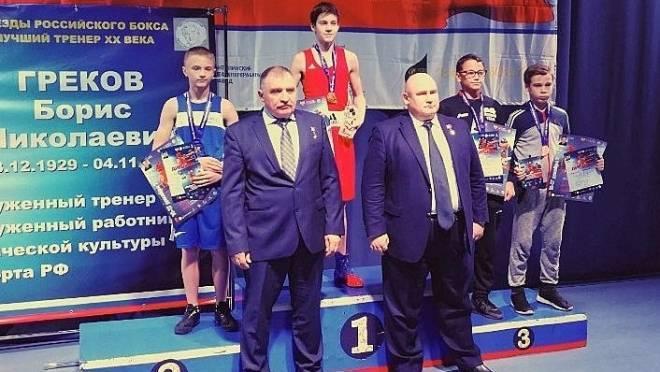 Юные мордовские боксёры приехали с двумя медалями из Москвы