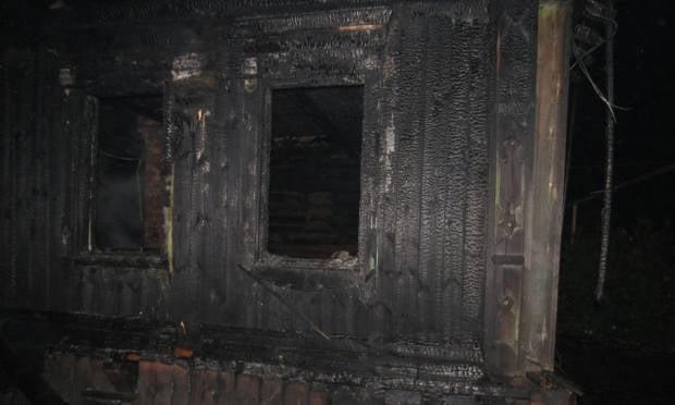 Крупный пожар в Мордовии: погибла женщина