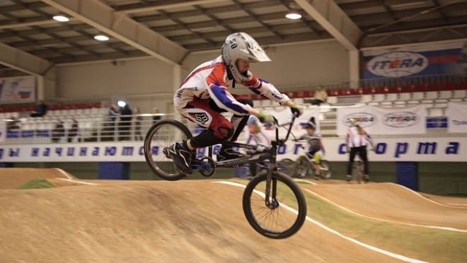 Уникальный для России спецзал BMX-спорта в Саранске был сдан в залог крупному банку