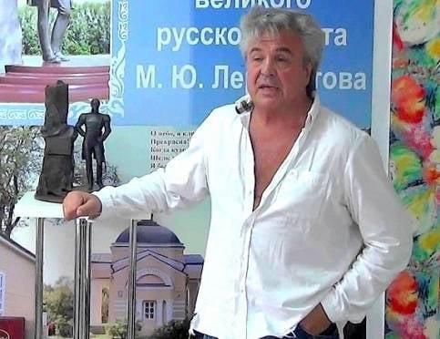 В Саранске бизнесмена-скульптора Сергея Гурьянова нашли повешенным