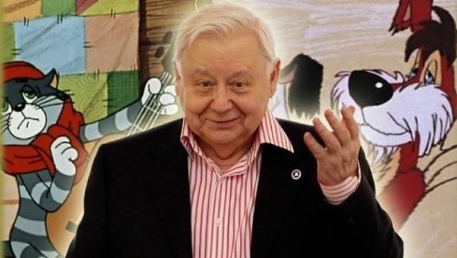 В Саранске в память об Олеге Табакове покажут «Простоквашино»