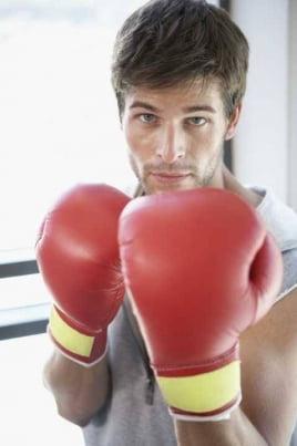 Открытый чемпионат и первенство по боксу постер