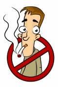 Россиянам могут запретить курить на остановках и в парках